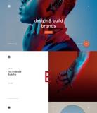 Vertical Slide Portfolio