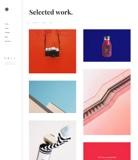 Portfolio Masonry – Left Vertical Header